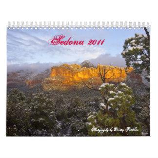 セドナのカレンダー カレンダー