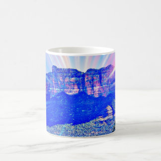 セドナの渦のコーヒー・マグ コーヒーマグカップ