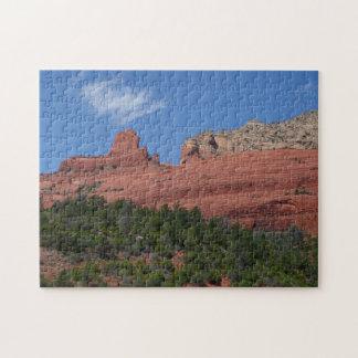 セドナアリゾナの写真撮影の蒸気船の石 ジグソーパズル