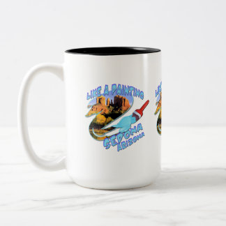 セドナアリゾナ ツートーンマグカップ