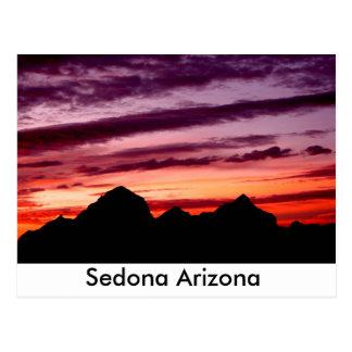 セドナアリゾナ ポストカード