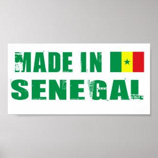 セネガルで作られる ポスター