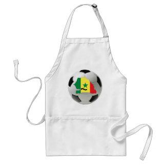 セネガルの全国代表チーム スタンダードエプロン