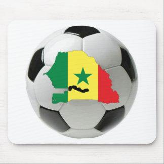 セネガルの全国代表チーム マウスパッド