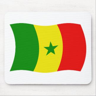 セネガルの旗のマウスパッド マウスパッド