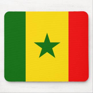 セネガルの旗 マウスパッド