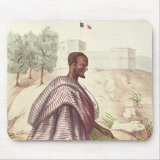 セネガルのMarabout マウスパッド