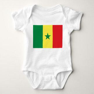 セネガル ベビーボディスーツ