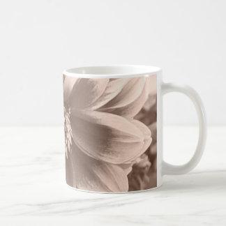 セピア色のマグの平野 コーヒーマグカップ