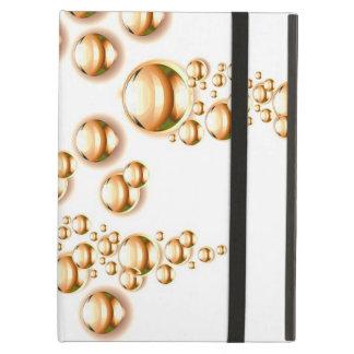 セピア色の水滴 iPad AIRケース