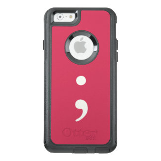 セミコロン オッターボックスiPhone 6/6Sケース