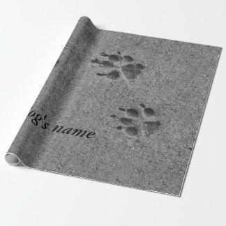 セメントのペット足-常にそこに 包み紙