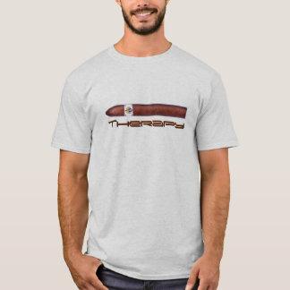 セラピーとしてシガー Tシャツ
