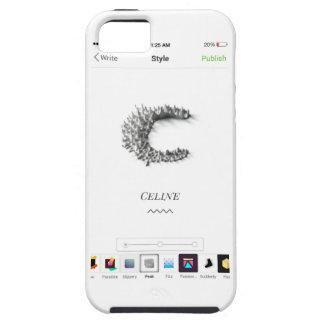 セリーヌのiPhone Cas iPhone SE/5/5s ケース