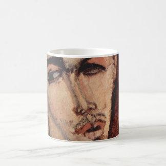 セルソLagar -アメデオ・モディリアーニのポートレート コーヒーマグカップ
