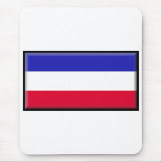 セルビアおよびモンテネグロの旗 マウスパッド