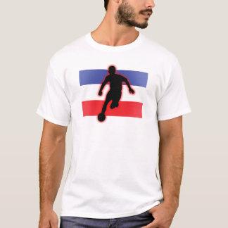 セルビアおよびモンテネグロの罷業者4 Tシャツ