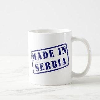 セルビアで作られる コーヒーマグカップ