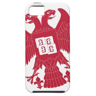 セルビアのワシ iPhone SE/5/5s ケース