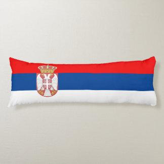 セルビアの旗 ボディピロー