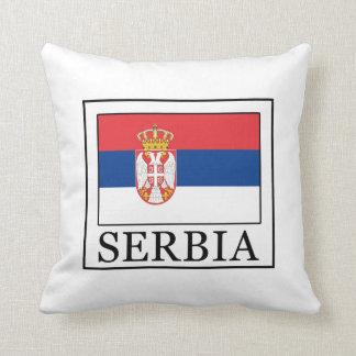 セルビアの枕 クッション