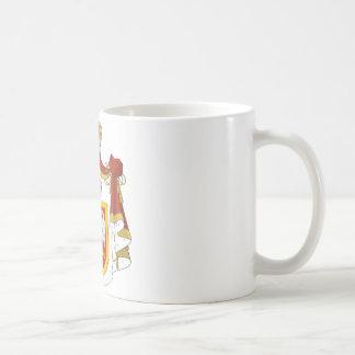 セルビアの王国 コーヒーマグカップ