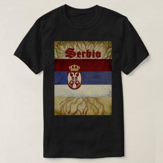 セルビアのTシャツの記念品 Tシャツ