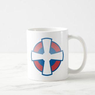 セルビア コーヒーマグカップ