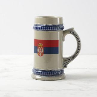 セルビア ビールジョッキ