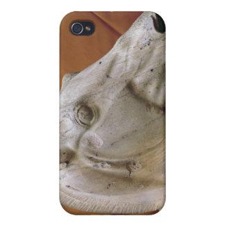 セレネの馬の頭部 iPhone 4/4Sケース