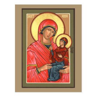 セントアンナの祈りの言葉カード ポストカード