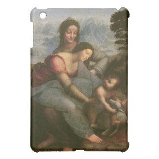 セントアンナ、c.1510を持つヴァージンそして子供 iPad miniケース