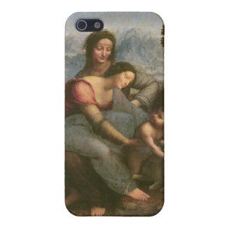セントアンナ、c.1510を持つヴァージンそして子供 iPhone 5 ケース