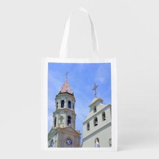 セントオーガスティンのカテドラルのバシリカ会堂 エコバッグ