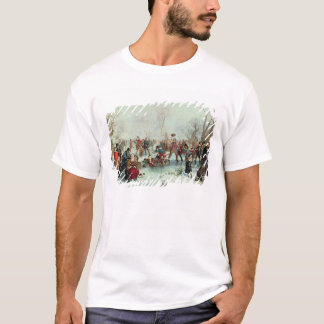 セントジェームズの公園の冬の日 Tシャツ