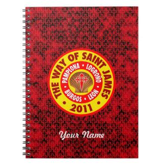 セントジェームズ2011年の方法 ノートブック