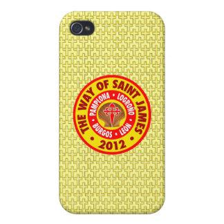 セントジェームズ2012年の方法 iPhone 4 CASE