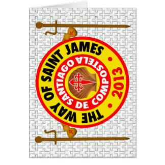 セントジェームズ2013年の方法 カード
