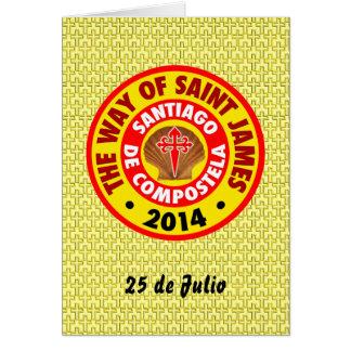 セントジェームズ2014年の方法 カード
