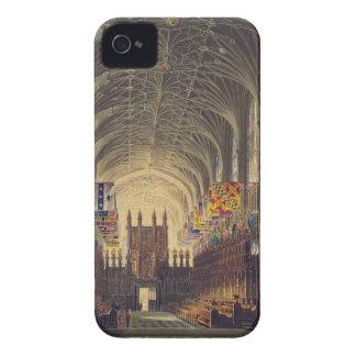 セントジョージのチャペル、Windsorの城、fのインテリア Case-Mate iPhone 4 ケース