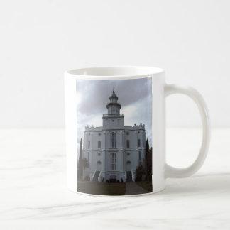 セントジョージの寺院 コーヒーマグカップ