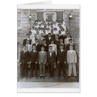 セントジョージの小学校1960年 カード