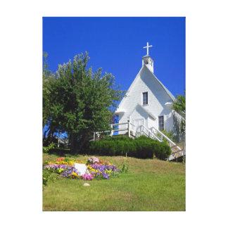セントジョーゼフのカトリック教会 キャンバスプリント