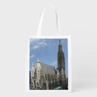 セントスチーブンのカテドラルのDomkirche St.スティーブン エコバッグ