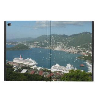 セントトーマス米国バージン諸島の港 POWIS iPad AIR 2 ケース