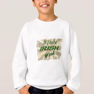 セントパトリックのアイルランド語 スウェットシャツ