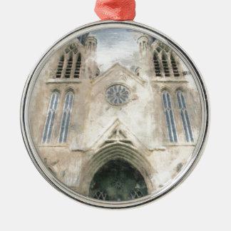 セントパトリックのゴシック様式復活教会芸術 メタルオーナメント