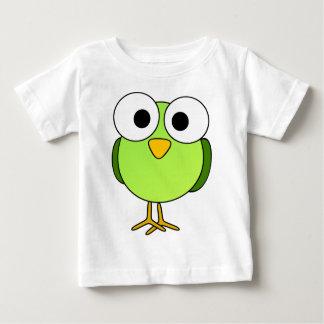 セントパトリックの日のかわいい鳥 ベビーTシャツ