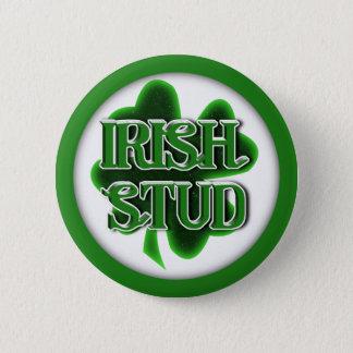 セントパトリックの日のアイルランド人のスタッド 缶バッジ
