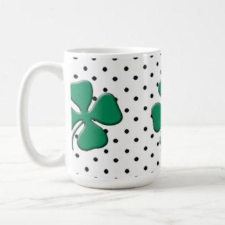 セントパトリックの日のパーティー コーヒーマグカップ